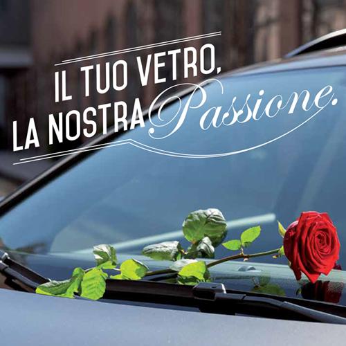 Il tuo vetro la nostra passione